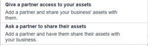 facebook access agency
