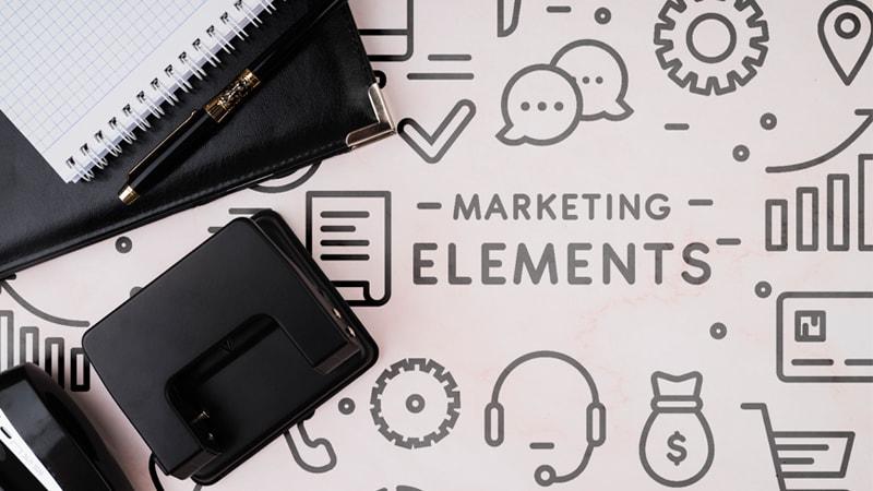 advertizing element