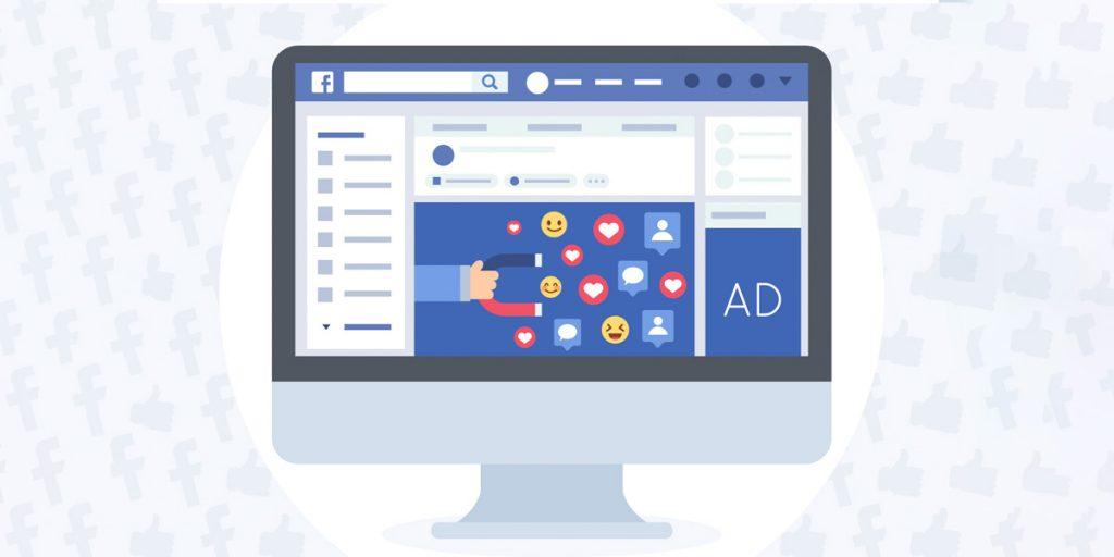 facebook advertisement method
