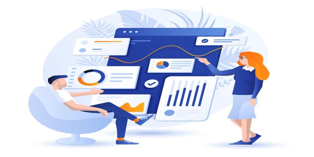 digital marketing trial reporting
